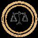 Icone représentant la justice (Balance)