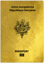 Illustration représentant un passeport